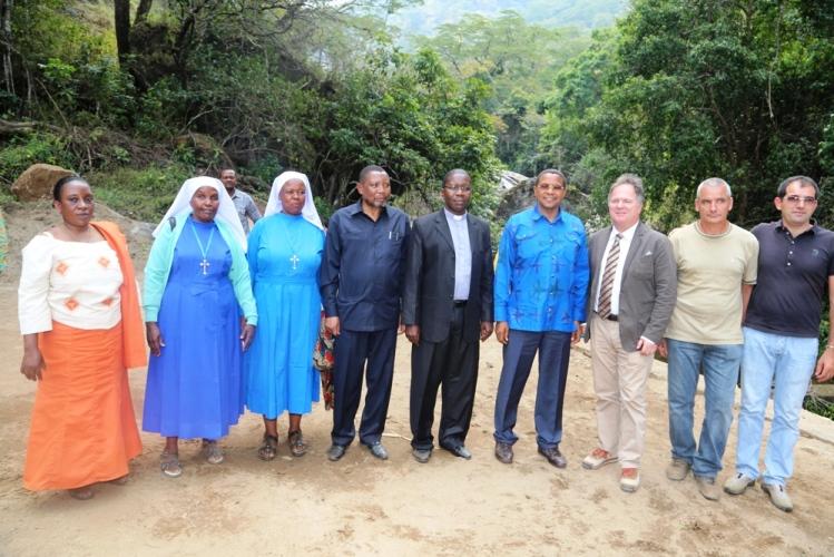 YHPP VISITA PRESIDENTE TANZANIA
